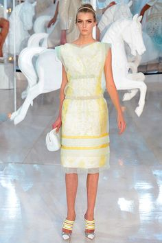 Louis Vuitton Spring 2012 Ready-to-Wear