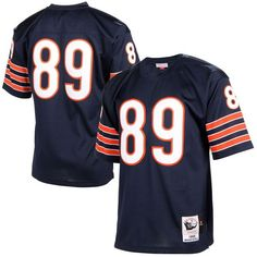 Mike Ditka Chicago Bears Mitchell & Ness Authentic Throwback Jersey – Navy Blue - $299.99
