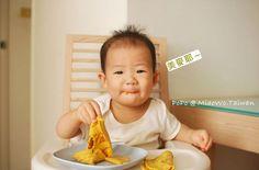 小小孩的營養早餐!平底鍋煎餅
