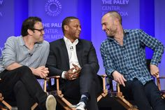 Photos from the Arrow and Flash spotlights at the 2015 PaleyFest Supergirl And Flash, The Flash, Arrow, Dc Comics, Starling, David, City, Common Starling, City Drawing