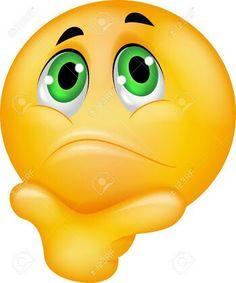 ♡ Funny Emoji Faces, Funny Emoticons, Smileys, Animated Emoticons, Smiley Emoticon, Emoticon Faces, Smile Wallpaper, Cute Emoji Wallpaper, Thinking Emoticon