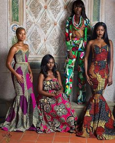 Discover a variety of outfits made from African prints including Ankara. Get inspiration (view pictures of African print styles) to help attend an event. African Inspired Fashion, African Print Fashion, Africa Fashion, Fashion Prints, Fashion Design, African Prints, Men's Fashion, Fashion Outfits, Ankara Fashion