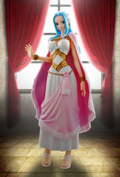 Excellent Model Portrait.Of.Pirates ONE PIECE Series NEO-DX Nefertari Vivi