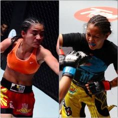 MANILA, Philippines -- Filipina boxers turned MMA fighters Ana Julaton and Jujeath Nagaowa are both set to show their wares on December at SM Arena.