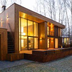 Haus von Aleksandr Zhydkov architect