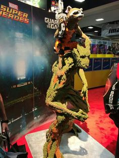 Guardians of the Galaxy.Lego...ComicCon