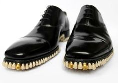 teeth soles...interesting for the tooth fairy?
