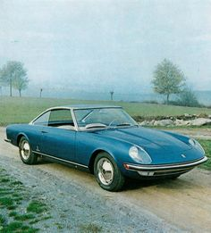 Fiat 2300 S Coupe Speciale - designed by Pininfarina - 1964