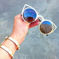#quay 'invader' sunnies