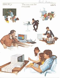 IBM PCjr: The Easy One for Everyone