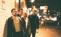 """#WildBeasts announced a new album, #PresentTense, and you can stream the single """"Wanderlust""""."""