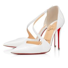 Christian Louboutin OFF! Womens New Arrivals - Designer Shoes Handbags - Christian Louboutin Online Boutique Patent Heels, Stiletto Heels, Pumps, Balenciaga, Louboutin Online, Christian Louboutin Heels, Louboutin Shoes, T Strap Shoes, Heels Outfits