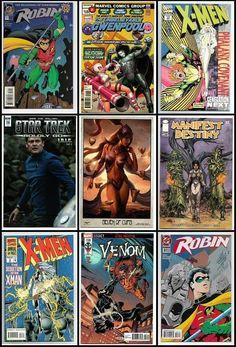 New for December 18th at imaginethatcomics.com http://stores.ebay.com/imaginethatcomics https://www.hipcomic.com/store/imagine-that-comics ► Back Issues & 99¢ Comics - X-Men • Manifest Destiny • Robin • Star Wars • TMNT • My Little Pony • Luke Cage • GFT Dance of the Dead • Venom • Star Trek & More!