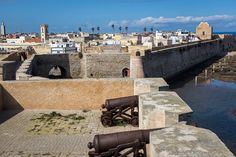 Portuguese fortification of Mazagan, El Jadida, Morocco
