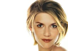 Love Claire Danes and her hair. Claire Danes, My Hairstyle, Cute Hairstyles, Mad Men Hair, Short Hair Cuts, Short Hair Styles, Pixie Cuts, Hugh Dancy, Great Hair