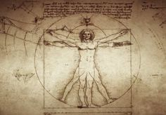 'Vitruvian Man draw by Leonardo Da Vinci. Survival Life, Survival Prepping, Emergency Preparedness, Survival Gear, Survival Skills, Survival Stuff, Doomsday Prepping, Survival Quotes, World Art Day