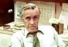 """Jason Robards: Oscar al mejor actor de reparto 1976 por """"Todos los hombres del presidente"""""""
