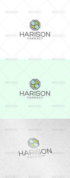 Herbaleaf Logo Logos, Logo templates and Letter logo