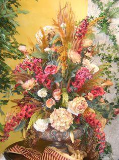 Artificial Flower Arrangements | Silk Flowers: Pictures! Inspirations!.... Silk Flowers Arrangements ...