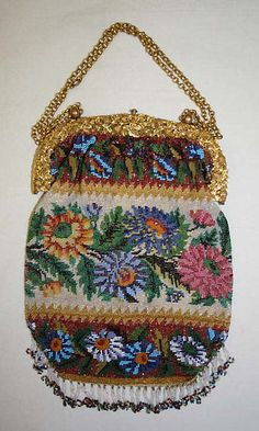 Bag Date: 1830–40 Culture: French Medium: metal