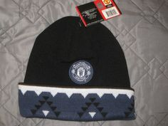 73e3d797faa Sale Vintage Manchester United England Soccer Beanie by casualisme Football  Jerseys