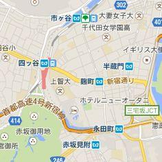 林氏璧的東京景點購物地圖
