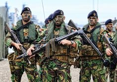 Portuguese Marines on November 05 2015 during NATO exercise Trident Juncture 15 x