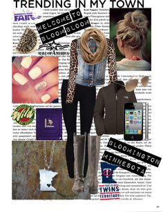 """""""Fashion With City Pride 3"""" by mermaid-ellie ❤ liked on Polyvore"""