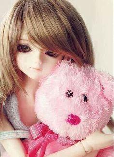 Imagem de beautiful, doll, and cute Happy Birthday Song Audio, Cute Baby Dolls, Cute Babies, Beautiful Girl Photo, Beautiful Dolls, Amazing Dp, Barbies Pics, Dont Touch My Phone Wallpapers, Islamic Cartoon