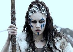 The warrior women of the Brigantes.