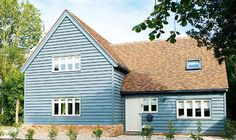 Budget Barn Style Home | Homebuilding & Renovating