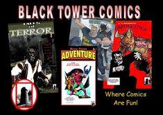 BRITISH GOLDEN AGE COMICS 1939-1951: Black Tower Comics & Books +