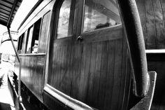 O vagão de 1928, em sua glória. Sabe-se pouco de sua história, apenas que ele era emprestado e/ou alugado para gente importante e podia ser configurado, internamente, de diversas maneiras.