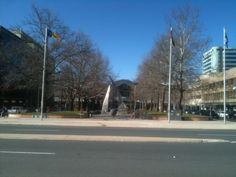 The Centre of Canberra
