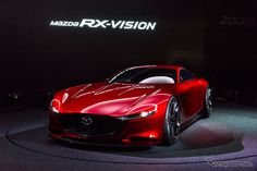 マツダ RX-VISION コンセプト
