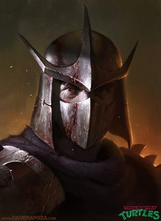 Shredder by Dave Rapoza (click through for fan art gallery)