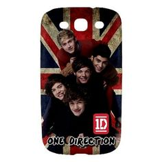 One direction phone case for galaxy s3