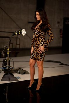 Khloe shows her wild side in leopard print Kardashian Kollection for Dorothy Perkins. Kardashian Kollection, Khloe Kardashian, Estilo Kardashian, Animal Print Fashion, Fashion Prints, Animal Prints, Look Fashion, Womens Fashion, Nail Fashion