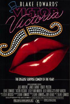 Victor/Victoria 27x40 Movie Poster (1982)