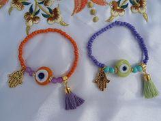 SALE TURKISH AMULET  Bracelets Ethnic jewelryMiddle by Nezihe1, $15.99