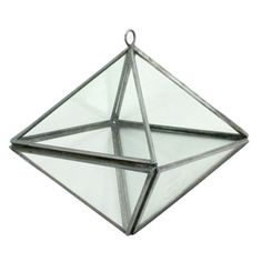 hanging glass terrarium for home or gift giving — MUSEUM OUTLETS
