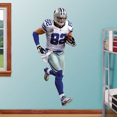 Dallas Cowboys Wall Decor ezekiel elliot dallas cowboys junior size wall decalfathead 1