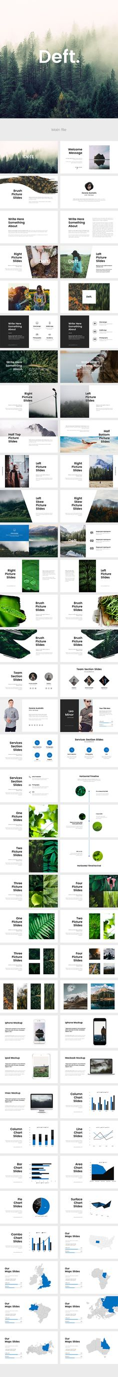 Deft Powerpoint Presentation — Powerpoint PPT #modern #template • Download ➝ https://graphicriver.net/item/deft-powerpoint-presentation/20418846?ref=pxcr