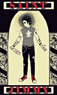 American Idiot - Green Day Poster