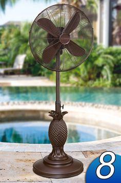 Kingston Outdoor Fan | Things I Love | Pinterest | Kingston, Fans And Steel