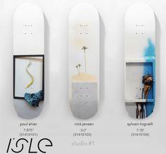 【ISLE Skateboards】STUDIO #1(アイル スケートボード デッキ)【楽天市場】