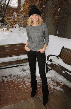 Malin Akerman at Sundance