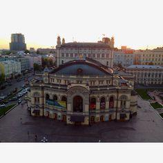 Opera house - Kiev, Ukraine