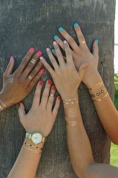 share the arm party! Happy week :)
