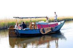 Boat Frederiek